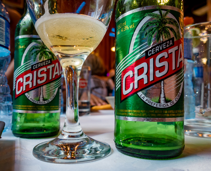 Wonderful Cuban Beer