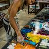 Artist at Taller Experimental de Grafica de La Habana