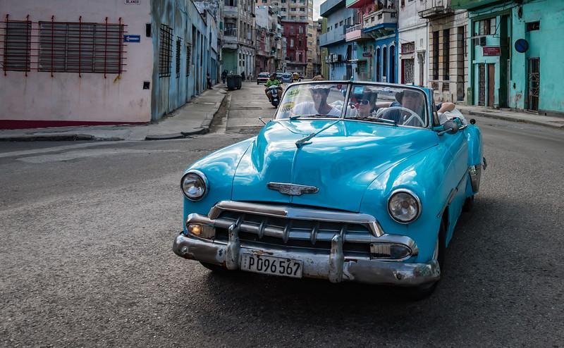 1950 Chevrolet Styeline Deluxe 4 Door Sedan