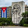 Che Guevara (1928-1967) Monument at Plaza de la Revolucion, La Habana