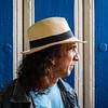 Artist Danilo Moreno