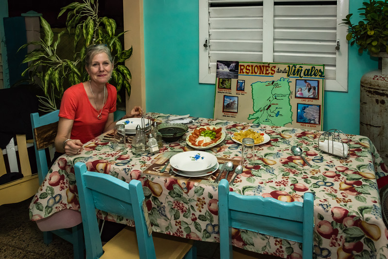 Cuban Home Dinner