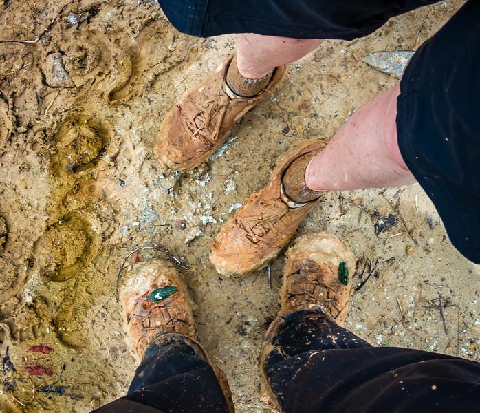 Final Muddy Boots