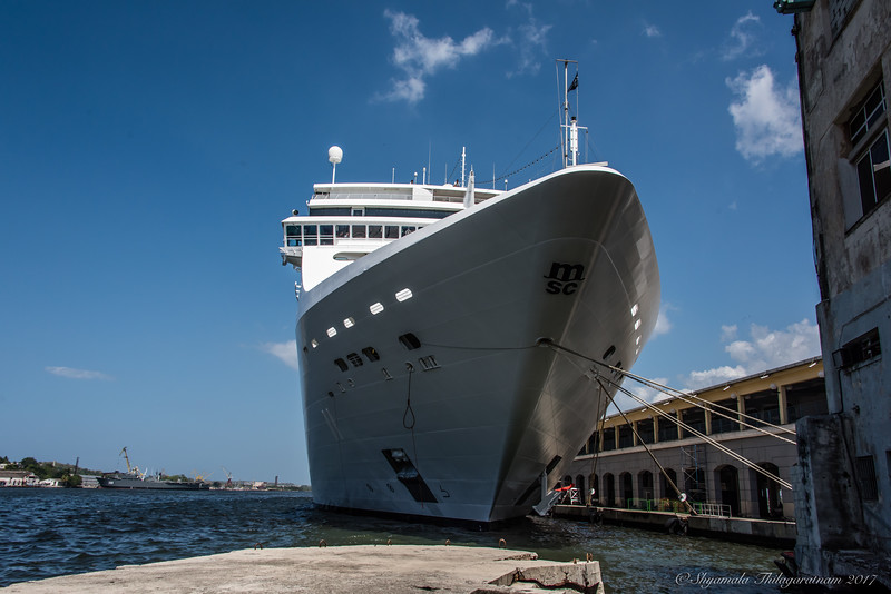 The American cruise ships are a-coming