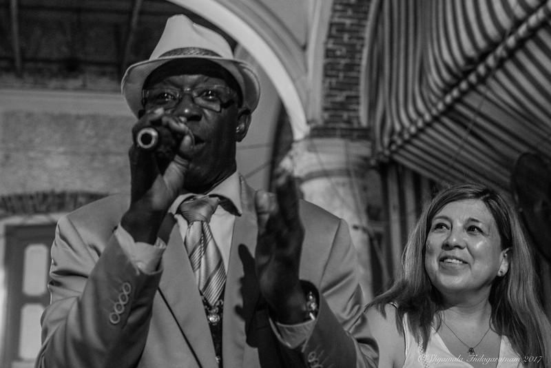 Cuba was the Buena Vista Social Club