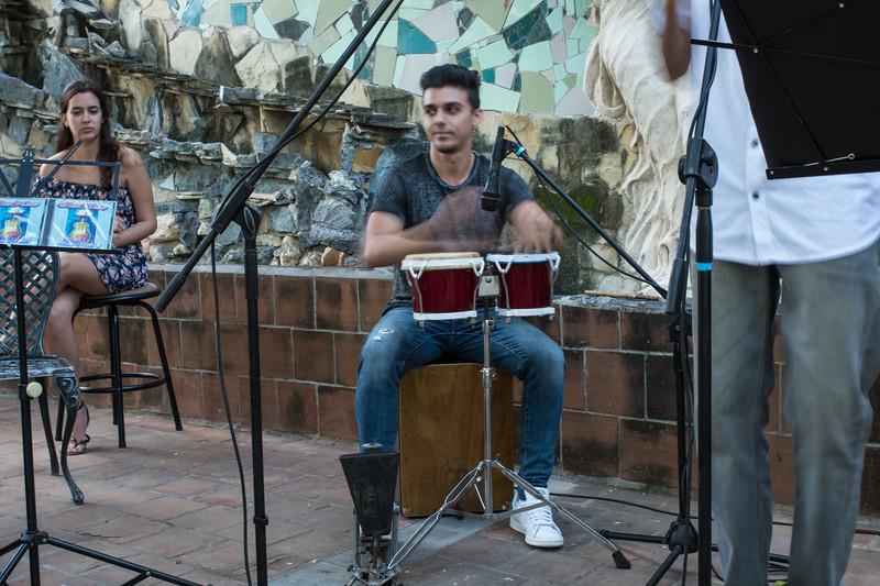 In Cuba, music rules--everywhere.