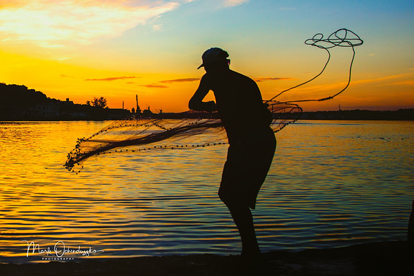 Habana Net Fisherman