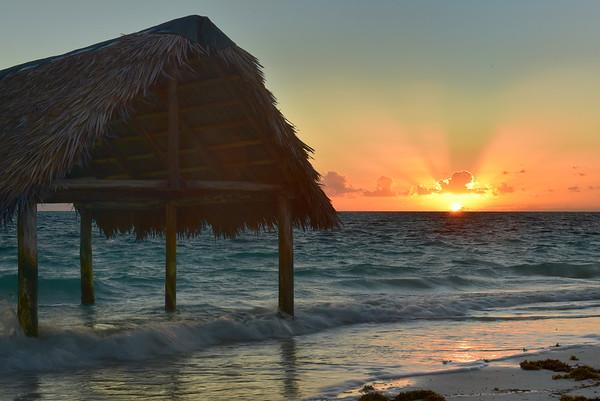 Sunrise in Cayo Coco