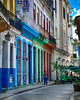 Colorful Streets in Havana