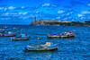 Havana Harbour in afternoon