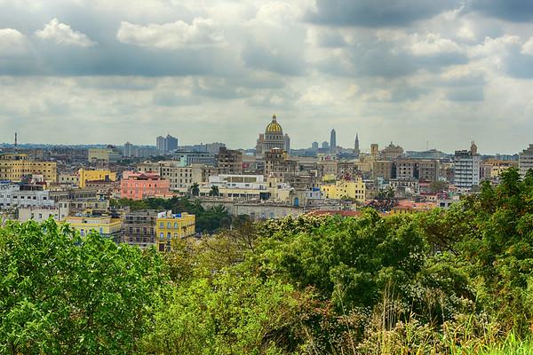 Old Havana from Afar