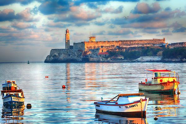Gorgeous Havana Harbour