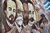 Mural of Men of Cuba
