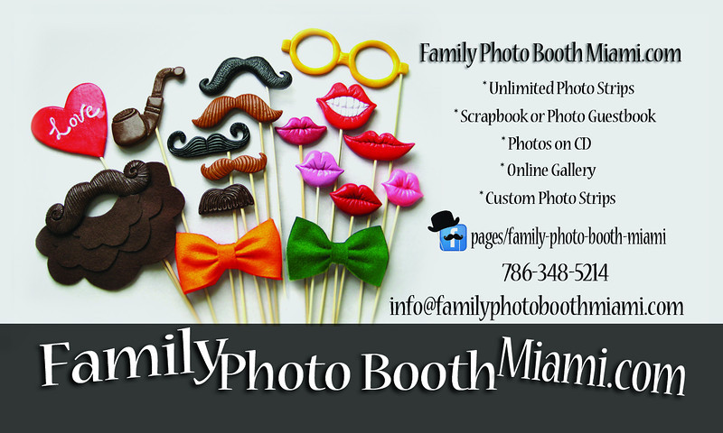 Familyphotoboothmiami reheart Image collections