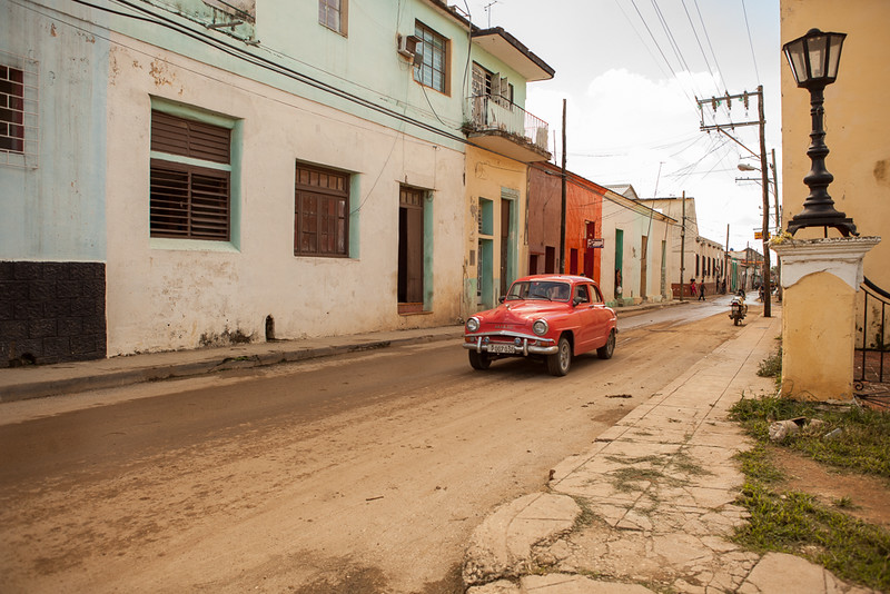 Small village outside of Havana