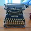 Hemingway's typewriter, Jeff