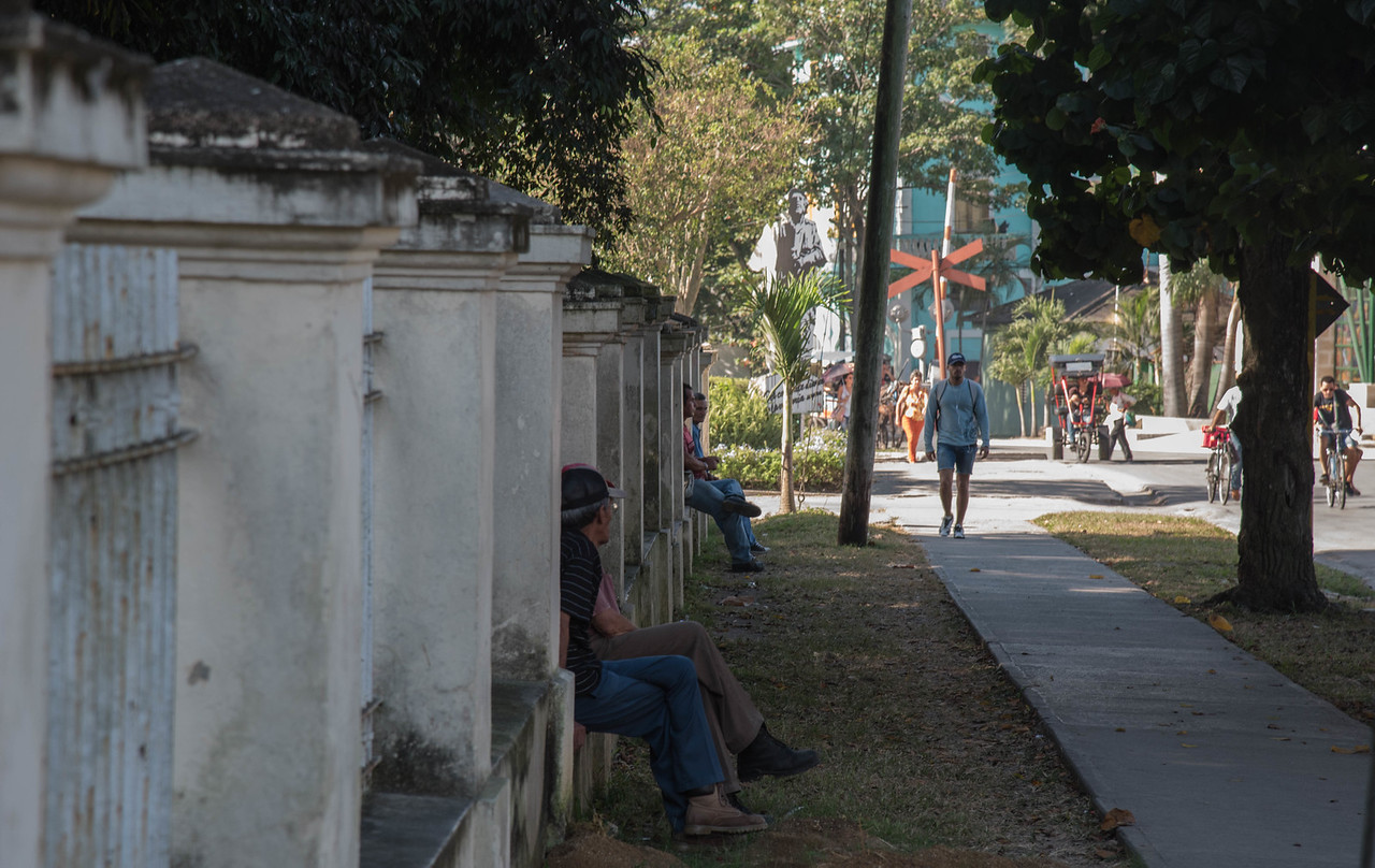Street in Santa Clara