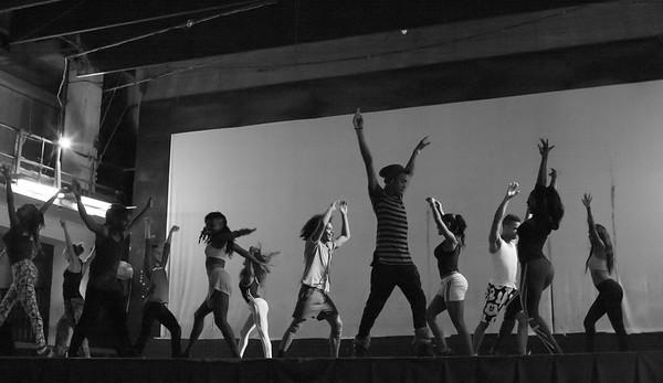 Cuba Trip - Dancers