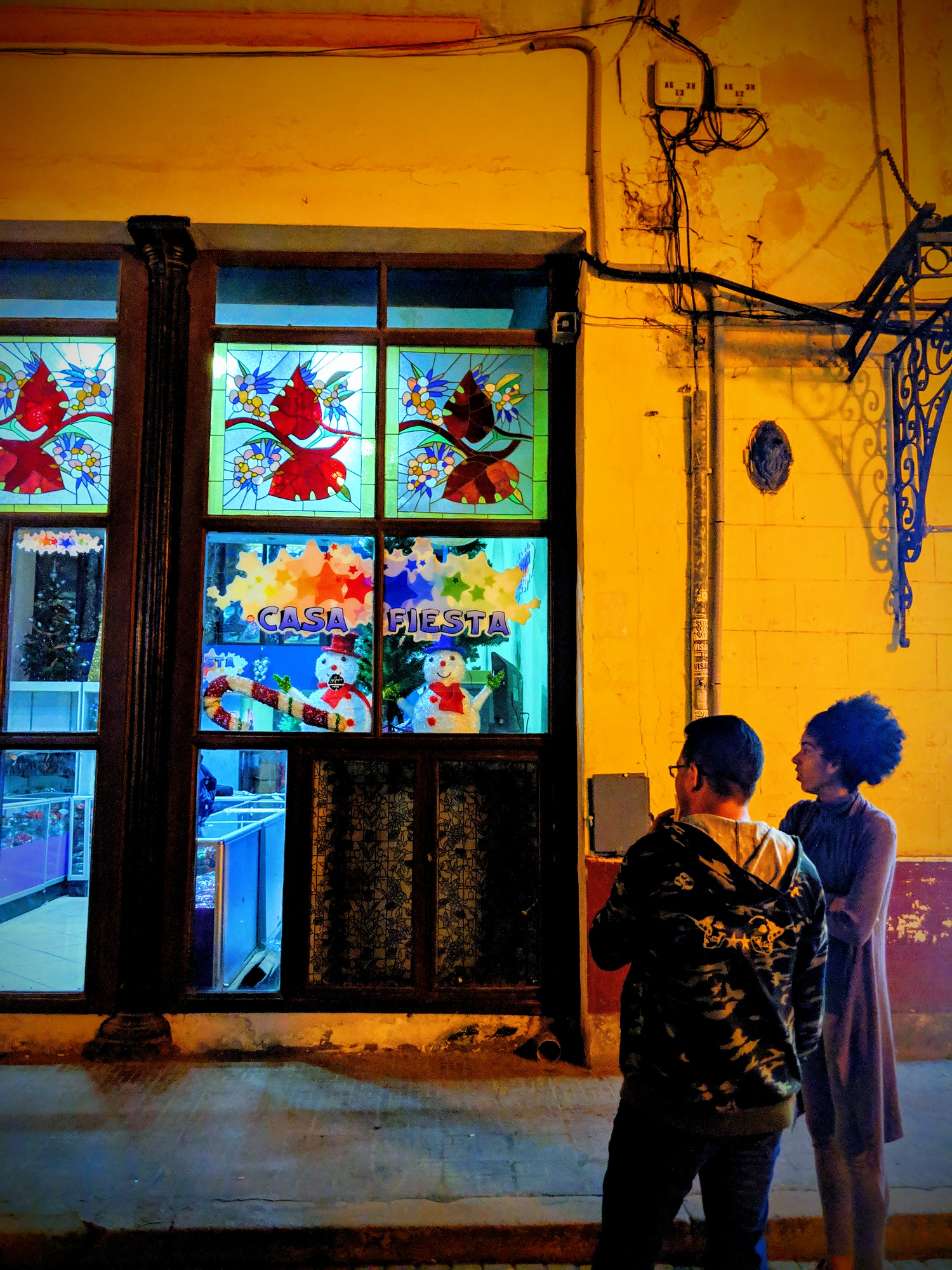 Christmas in Cuba is a new holiday but Christmas stores are popping up in Havana.