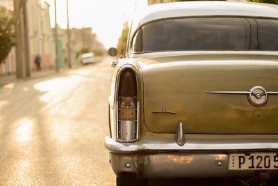 Cuban classic cars