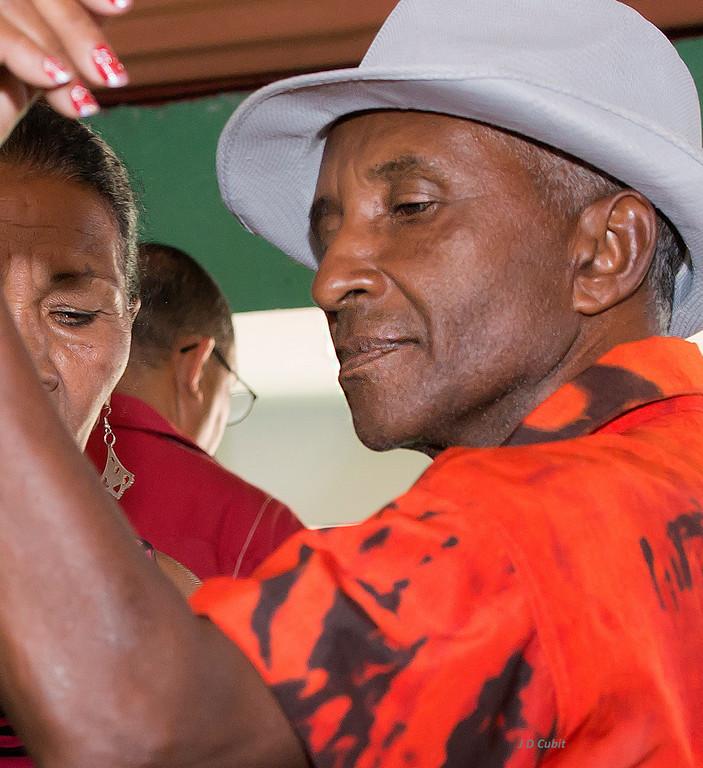 Changui dancing, Guantanamo, Cuba.