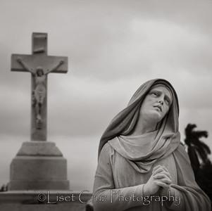 Colon Cemetery.  Havana, Cuba Copyright ©LisetCruz