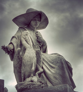 Cementerio Cristobal Colon.  Habana, Cuba.  Liset Cruz Garcia