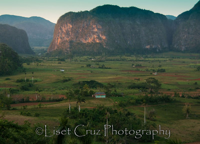 Viñales, Pinar del Rio, Cuba. Photo by Liset Cruz Garcia.