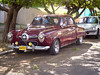 A well-maintained (can you believe it?) late 40's Studebaker.