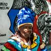 Santeria Woman with a Smile