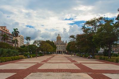 Former Presidential Palace, Havana
