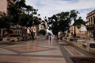 Street Scene, Havana