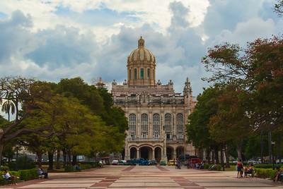 Former Predisential Palace, Havana