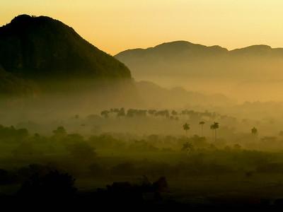 Misty Mountains en Cuba
