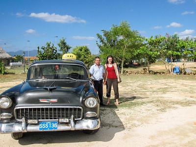 In Havana and Trinidad, Cuba.