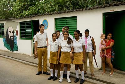 Republica Oriental Del Uruguay School, Las Terrazas Patio de Maria, Las Terrazas