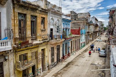 Habana Centro street