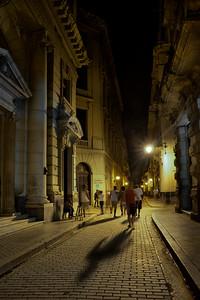 Street In Habana Vieja