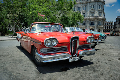 Rarest, most valuable car in Cuba ?