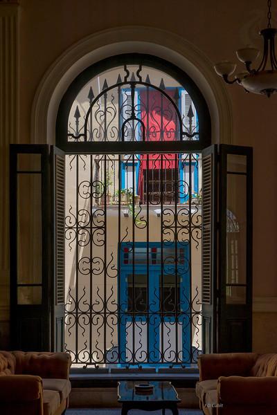 Window, Old Havana.