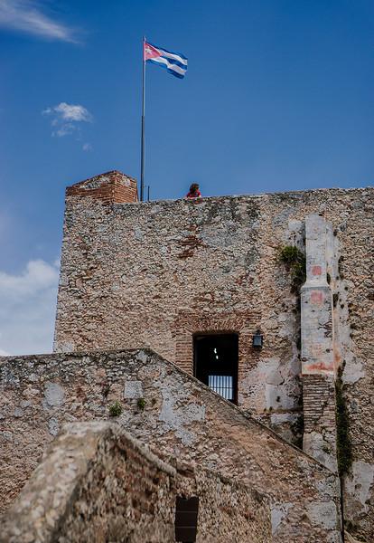 El Morro, Santiago de Cuba.  5 April 2013.