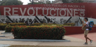 """The People Make Revolutions. Those from Cienfuegos are steadfast, without doubt."""""""