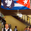 Cuban Flag and Bar