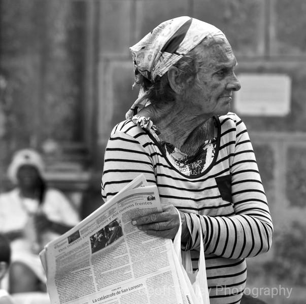 Cuban Lady