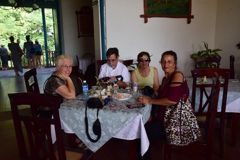 A cool respite at Hacienda Ingenios.