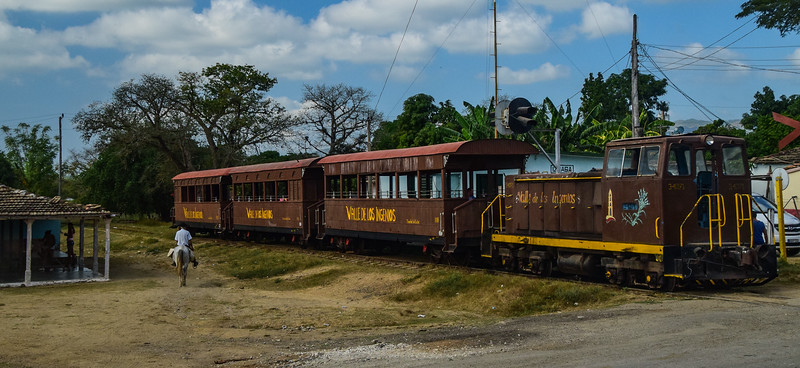 Trains and railways have been a crucial part of Cuba's history and key to the success of the revolution in 1959.