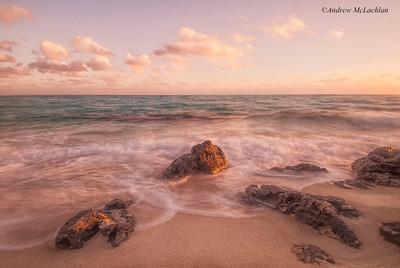 Daybreak at Cayo Santa Maria, Cuba