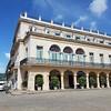 Travels in Cuba - Plaza Vieja Havana