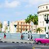 Havana Centre Pink Car