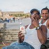 Partying on the Malecon, Havana